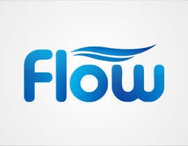"#32 para Design a Logo for ""flow"" por lassoarts"