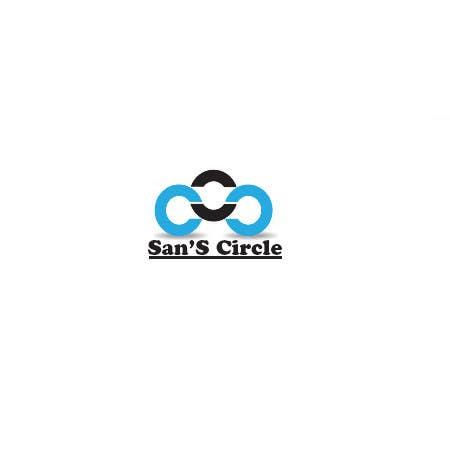 Kilpailutyö #73 kilpailussa Design a Logo for San's Circle