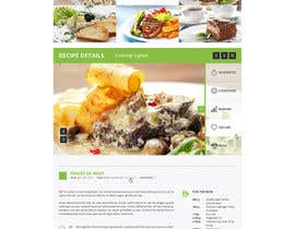 #16 for Design a Website Mockup for a Wholesale food distributor af responsivewebs