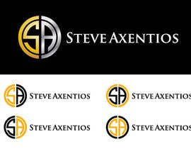 #92 for Create a logo for Steve Axentios af Ojiek