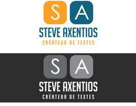 nº 74 pour Create a logo for Steve Axentios par kangian