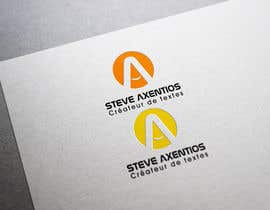 #105 for Create a logo for Steve Axentios af QUANGTRUNGDESIGN