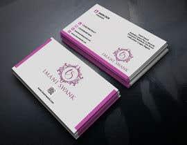 AhamedAntur tarafından Business card for a bridal store için no 7