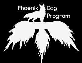 #22 para Design a Logo for Phoenix Dog Program for Rescue por mynk16