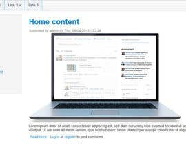 nº 21 pour Drupal - Redirect user after login to Panels page par tiagocosta84