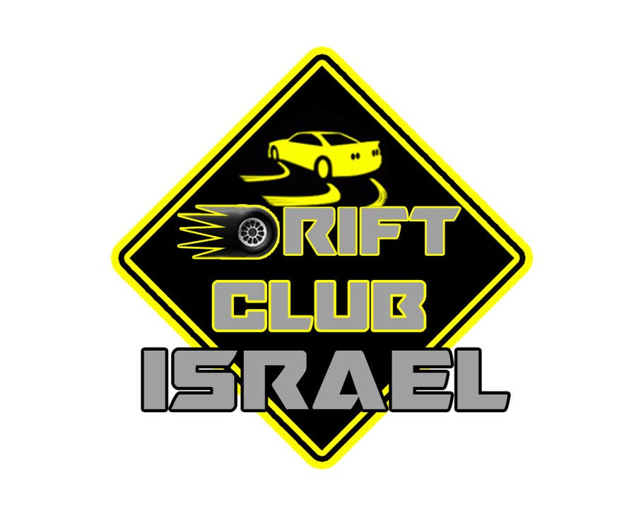 #85 for Design a Logo for DRIFT CLUB ISRAEL by andreistinga