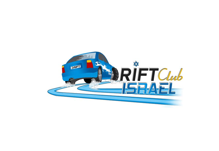 #91 for Design a Logo for DRIFT CLUB ISRAEL by atomixvw