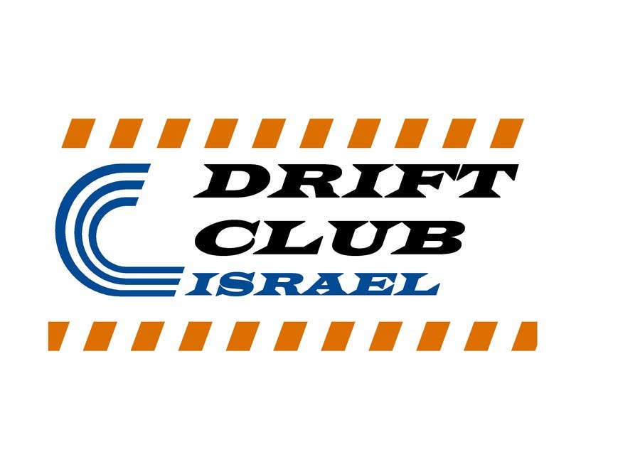 #98 for Design a Logo for DRIFT CLUB ISRAEL by tsaarch