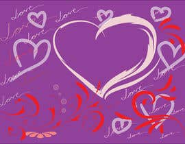 #10 for Illustrate background for Valentine by stamarazvan007