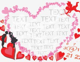 #20 for Illustrate background for Valentine by stamarazvan007
