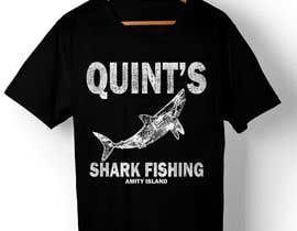 Nro 27 kilpailuun Design a Shark Fishing T-Shirt käyttäjältä ratnakar2014