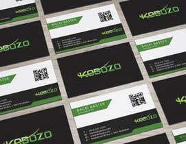 Nro 119 kilpailuun Develop a Brand Identity: KOBOZO käyttäjältä DipendraBiswasdb