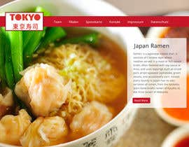 #22 cho Design a Website Mockup for a Restaurant bởi Pravin656