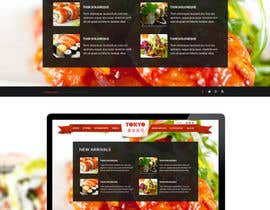 #38 cho Design a Website Mockup for a Restaurant bởi SadunKodagoda