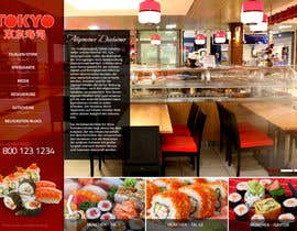 #58 cho Design a Website Mockup for a Restaurant bởi jai07