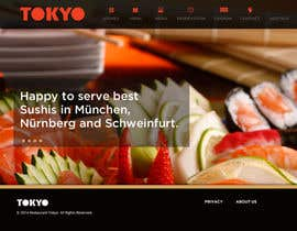 #72 cho Design a Website Mockup for a Restaurant bởi cihangir
