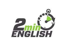 nº 73 pour Design a Logo for 2 minute English par izzrayyannafiz