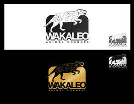 #75 for Design a logo for the Wakaleo animal channel! by entben12