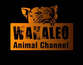 #128 untuk Design a logo for the Wakaleo animal channel! oleh guilherme88
