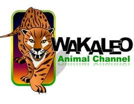 #114 untuk Design a logo for the Wakaleo animal channel! oleh angelajohnson70