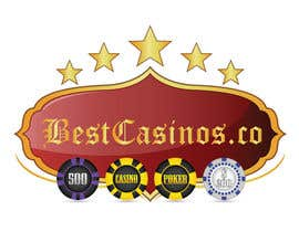 #18 for Design logo for a casino website by ayogairsyad