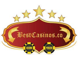 #19 for Design logo for a casino website by ayogairsyad