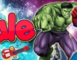 #39 for Kids Toys Sale by jojohf