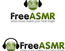 #39 para Design a Logo for website FreeASMR.com por designstore