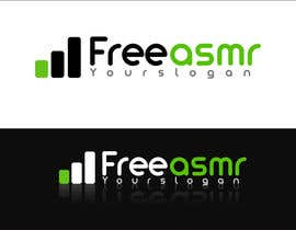 #24 para Design a Logo for website FreeASMR.com por quynq993