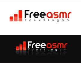 nº 28 pour Design a Logo for website FreeASMR.com par quynq993