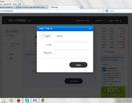 nº 2 pour Big Commerce Age Verification popup window par shrigenesiss