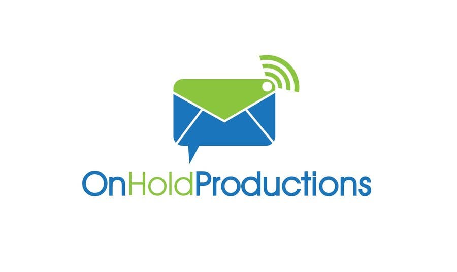 #29 for Design a Logo for On Hold Productions by soniadhariwal