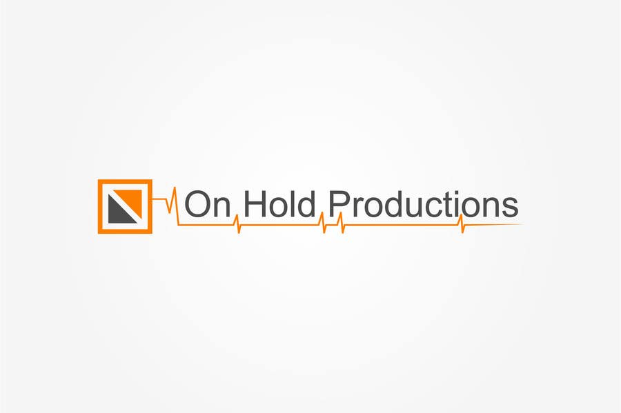 #73 for Design a Logo for On Hold Productions by Remon1199