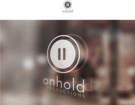 nº 3 pour Design a Logo for On Hold Productions par jummachangezi