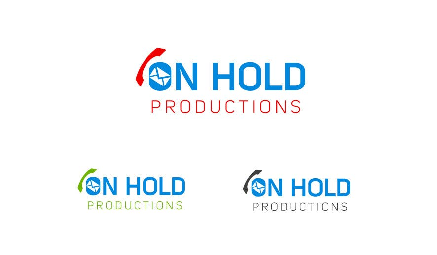 #69 for Design a Logo for On Hold Productions by mamunfaruk