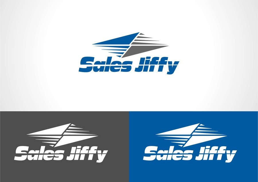 #19 for Design a Logo for Sales Jiffy by bennor