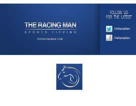 MaynardDesign tarafından The Racing Man - I need a Facebook Profile picture and cover photo designed için no 42