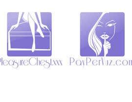 Nro 14 kilpailuun Adult themed logo/header käyttäjältä gh30rgh3