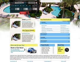 #5 untuk Website Design for Hotels and Resorts oleh sumitdasin