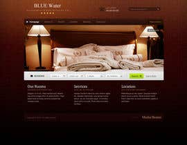 #22 para Website Design for Hotels and Resorts por mediabeams