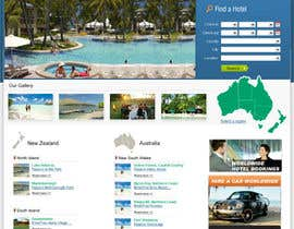 #19 untuk Website Design for Hotels and Resorts oleh dreamsweb