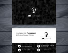 hmzajmal tarafından Design a Business card for a company için no 11