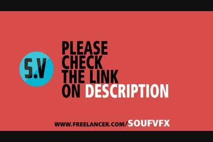 soufvfx tarafından Create a YouTube intro için no 20
