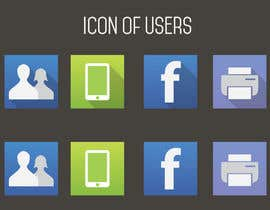 #14 para Design some Icons for features of a coupon service por JediArtist