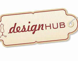 #145 for Design a logo for DesignHUB.ro by ancatinc