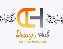 #156 for Design a logo for DesignHUB.ro by Code0Boy