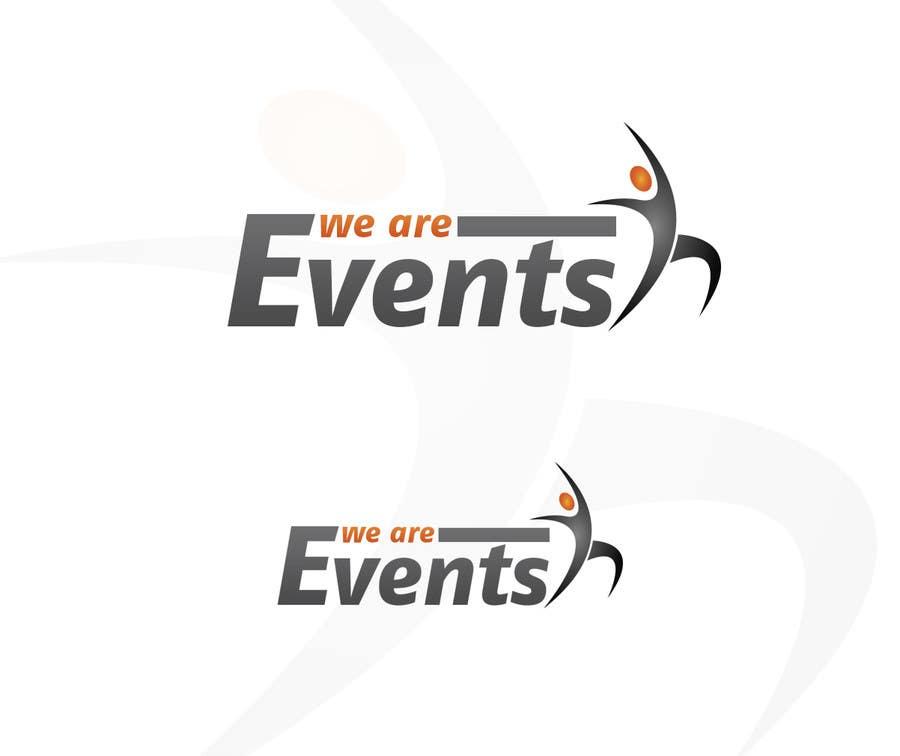 WE ARE EVENTS için 223 numaralı Yarışma Girdisi