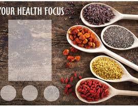 Nro 2 kilpailuun I need some graphic design for a health food store poster -- 1 käyttäjältä ffionwilliams