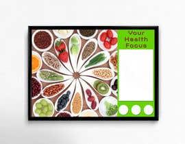 Nro 11 kilpailuun I need some graphic design for a health food store poster -- 1 käyttäjältä logexxpert
