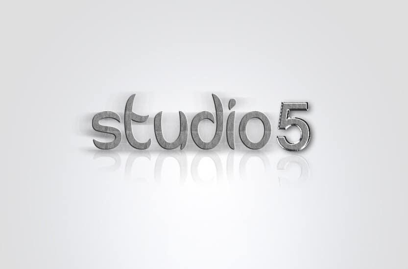 Contest Entry #908 for Logo Design for Studio 5